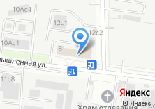 Компания «СП-Электро» на карте