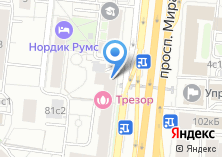 Компания «Строящийся жилой дом по ул. Мира проспект» на карте