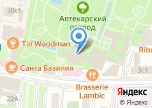 Компания «Лонда Косметика» на карте