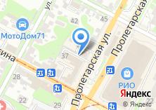 Компания «У Катюши» на карте