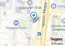 Компания «МПФ ФАЕР» на карте
