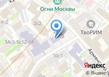 Компания «Детский сад №2032» на карте