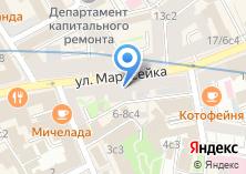 Компания «Марина Моретти» на карте