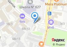 Компания «Vizitkacom» на карте