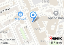 Компания «Аудит-Гарантия-М» на карте