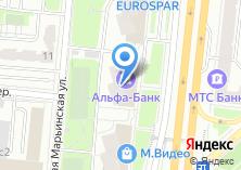 Компания «ЛОКОН» на карте