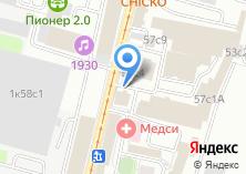 Компания «БРУДИ-КОМПАНИ» на карте