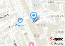 Компания «Адвокат Поплавский В.Ю.» на карте