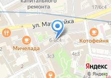 Компания «Московская областная общественная организация Всероссийского общества изобретателей и рационализаторов» на карте