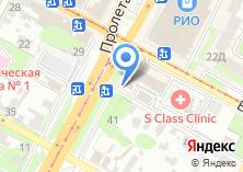 Компания «РиКо» на карте