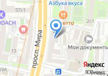 Компания «Milavitsa» на карте