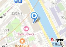 Компания «ОМЗ» на карте