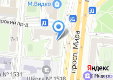 Компания «Факультет инновационной стоматологии» на карте