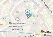 Компания «Женская консультация №6» на карте