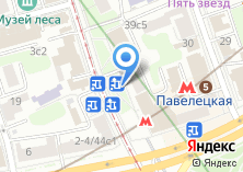 Компания «Мосгорсправка» на карте