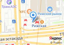 Компания «Магазин печатной продукции на проспекте Мира» на карте