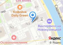 Компания «Легион Девелопмент» на карте