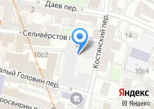 Компания «Эдем Сервис» на карте