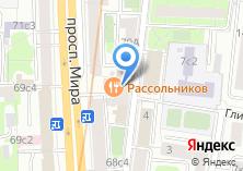 Компания «Стройдомтраст» на карте
