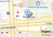 Компания «Городская театральная касса №80» на карте