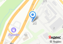 Компания «Брус-Пром» на карте