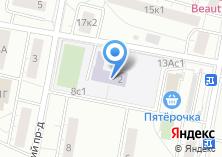 Компания «Средняя общеобразовательная школа №297» на карте
