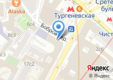 Компания «Российская академия живописи» на карте