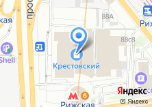 Компания «Мастерская по ремонту обуви и изготовлению ключей» на карте