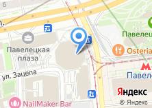 Компания «Ю би эс банк» на карте