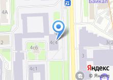 Компания «Государственная общественно-политическая библиотека» на карте