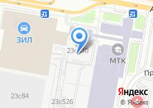 Компания «Таннета» на карте