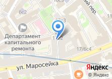 Компания «Авангардъ» на карте