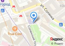 Компания «Вопросы государственного и муниципального управления» на карте