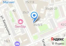 Компания «Комплимент.ру» на карте