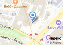 Компания «ЛУКОЙЛ-ИНФОРМ» на карте