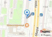 Компания «Миамор» на карте