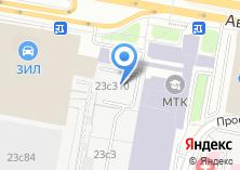 Компания «АВТО ЛОМБАРД ФИНАНСИСТ» на карте