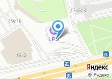 Компания «АЗС РУБО» на карте
