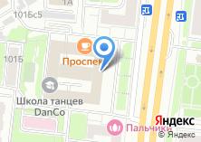 Компания «Гипромез» на карте