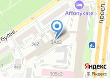Компания «Деза» на карте