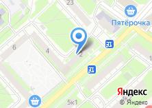 Компания «ЖЭУ №3 Центрального района» на карте