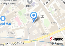 Компания «Симплекс» на карте