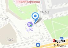 Компания «Солярис-сервис» на карте