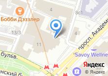 Компания «Банк Финансовая корпорация Открытие» на карте