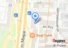 Компания «Центральный институт по проектированию машиностроительных предприятий» на карте
