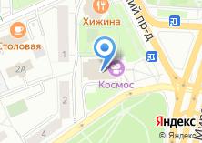 Компания «Videosite.ru» на карте