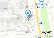Компания «Сфера71» на карте