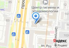 Компания «Про-Пак» на карте