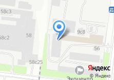 Компания «GL» на карте