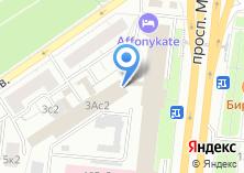 Компания «М-лизинг» на карте